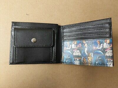 Star Wars A New Hope Wallet. Brand new. Print inside