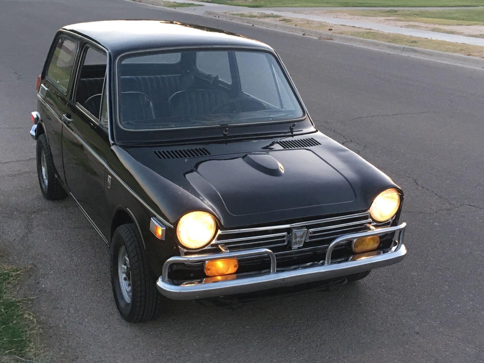 1972 Honda N600  Honda N600 Classic Mini Cooper