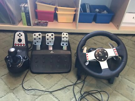 Logitech Steering Wheel G27