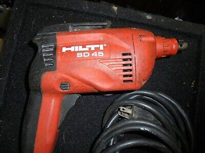 Hilti Sd45  Drywall Screw Gun