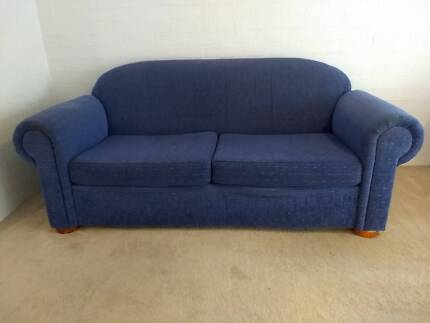 3 seater fabric sofa/couch
