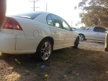 Holden 2005 runs like new great car for the price