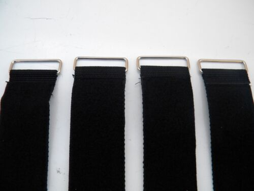 Carpet Cleaning - Heavy Duty Straps (Set of 4)