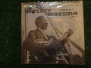 Muddy Waters at Newport 1960 LP 78 vinyl Original Record Terrigal Gosford Area Preview