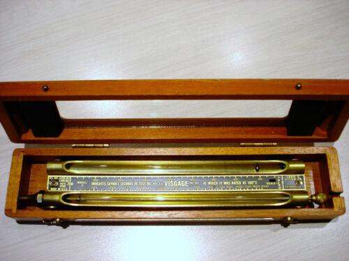 Vintage Louis Eitzen Model #2 Visgage Viscosity Comparator