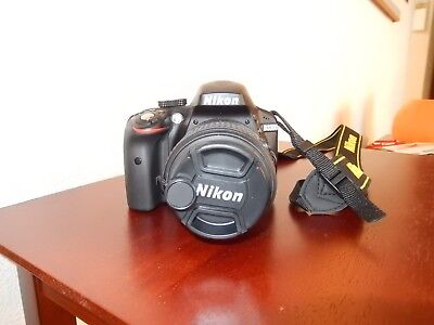 Nikon D3300 Digital Camera with Accessories - Pristine Condition!
