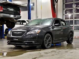 2013 Chrysler 200 S * TOIT * CUIR * GPS * DÉMARREUR *