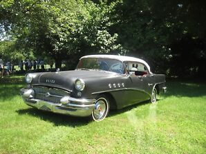 55 Buick Century - Great Cruiser
