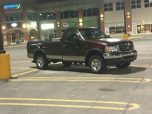 2000 f150 4.2l 4x4 trade for a nice car?!
