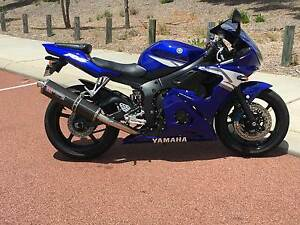 R6 Yamaha low Km's Quinns Rocks Wanneroo Area Preview