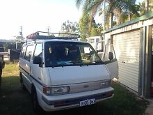 Ford Econovan WA Rego until 30.09.16 Backpacker Campervan 2nd engine Petrie Pine Rivers Area Preview