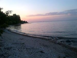 beautiful lakefront property for sale 15 mins north of gimli mb