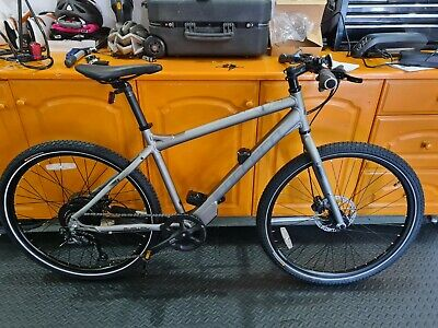 Carrera Subway E 2.0 Electric Bike - Just wheeled out the shop!