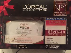 L'OREAL PARIS SET *NEW IN BOX