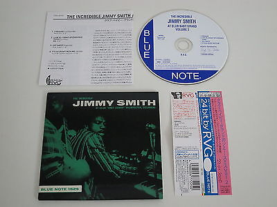 """Jimmy Smith / at Club """" Baby Grand """" vol. 2 (Blue Note tocj-9153) Japan CD Album for sale  Shipping to Canada"""