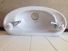Porcelain Sink Engadine Sutherland Area Preview