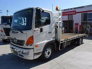 2010 Hino FC 1018 Medium Beavertail Old Guildford Fairfield Area Preview