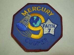 cooper space mission patches - photo #30