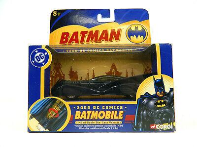 NOS 2004 CORGI BATMAN DC COMICS 1:43 SCALE DIE-CAST BATMOBILE VEHICLE CAR!