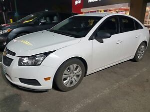 2012 Cruze ( Clean Title- Safetied)