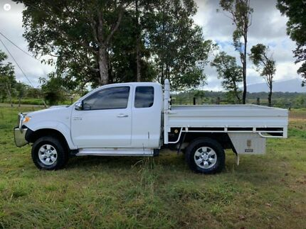 SR5 Toyota Hilux Space Cab Atherton Tablelands Preview