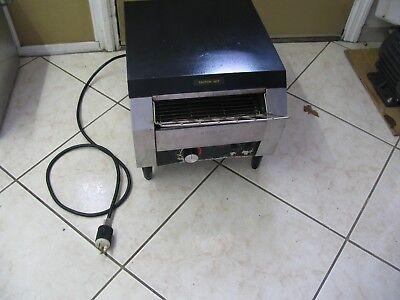 Hatco Toast-qwik Tq-10 Commercial Horizontal Conveyer Toaster