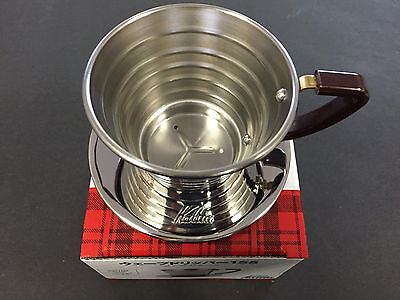 New Kalita Wave Dripper Coffee Cup 155 For 1-2 People for #04021 MADE IN JAPAN