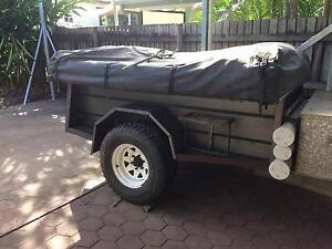 Customline camping trailer Mareeba Tablelands Preview