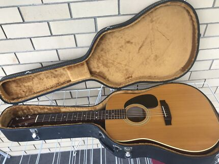 Vintage Maton CW80d/6 (made in 1979)