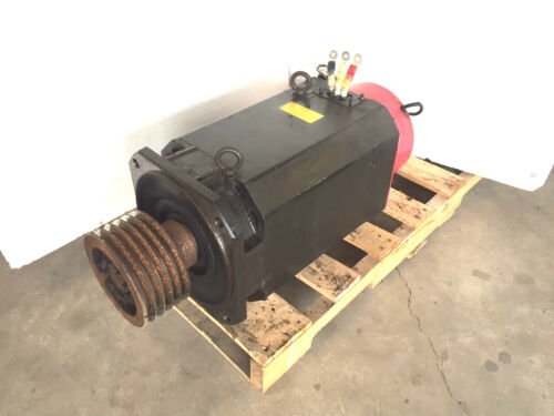 GE Fanuc P40 A06B-0831-B300 AC Spindle Motor Type 18.5kW CNC Machine