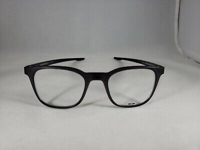 NEW Oakley Milestone 3.0 Eyeglasses OX8093-0249 49*19 141 Matte Black Ink Frames
