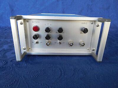 Avtech Pulse Generator 10 Ns 13.7 Mhz 20v Model Avr-b2-c-p Guaranteed