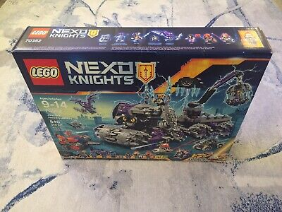 LEGO Nexo Knights Jestro's Headquarters (70352) New In Box Factory Sealed Retird