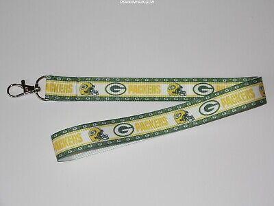 Green Bay Packers Schlüsselband NFL -Schlüsselanhänger-American Football-#5- NEU ()