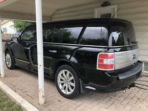 FORD FLEX 2009 safety and Etest