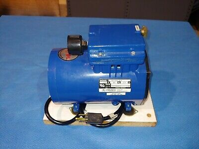 Thomas Industries Model 607ca22 870 Wob-l Vacuum Pump Air Compressor
