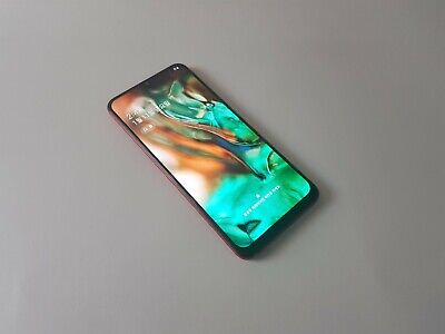 Samsung Galaxy A30 Red 32GB Sm-A305N Unlocked *Excellent Condition*