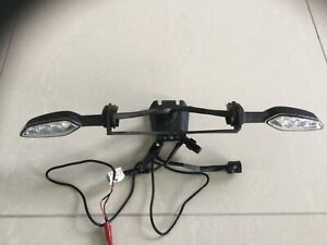 Yamaha R1 tail tidy licence plate indicators wiring harness ... on