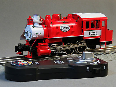LIONEL SANTA'S HELPER LIONCHIEF REMOTE CONTROL DOCKSIDE SWITCHER 6-82545 NEW
