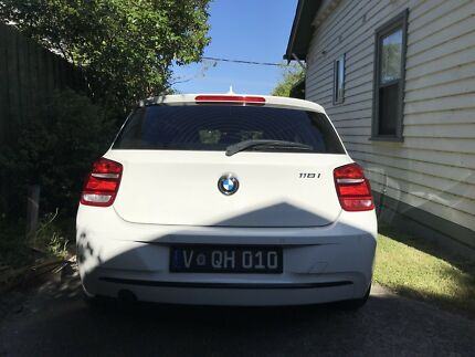 2012 BMW 118i for sale Camberwell Boroondara Area Preview