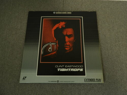 Tightrope - Laser Disc - JAPAN LD