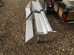 New Truck step boxes