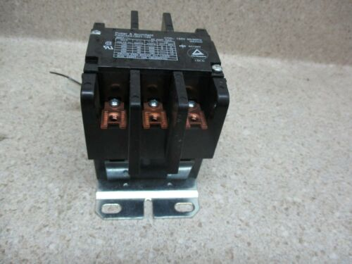 POTTER AND BRUMFIELD CONTACTOR P40C42A12D1-120 COIL 120V #4201028K USED