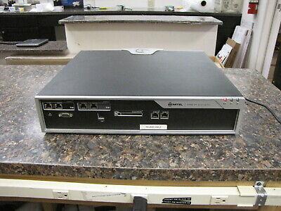 Mitel 3300 Mx Icp Controller Cx Telephone System 50005096 2x T1e1 Modules