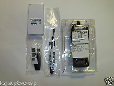 Motorola Xts2500 Model 1.5 Portable Radio 764-870 Mhz 96 Ch 1-3w No Keypad