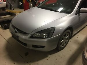 2004 Honda Accord 6 cylinder