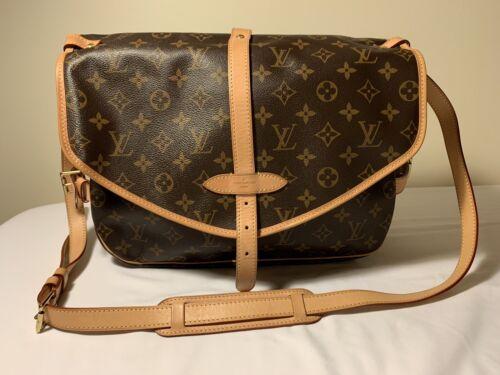 Louis Vuitton Saumur GM - $1,000.00