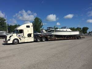Boat Transport - Power and Sail, Canada and the USA