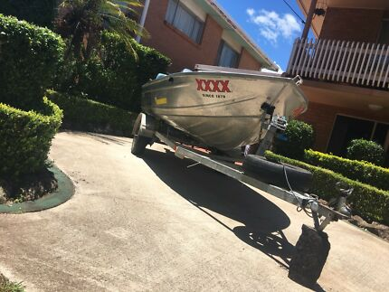 Horizon 3'7m in very good condition +6 month rego