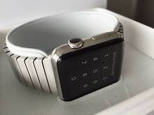 Apple Watch - 42mm Stainless Steel Case with Link Band Claremont Nedlands Area Preview